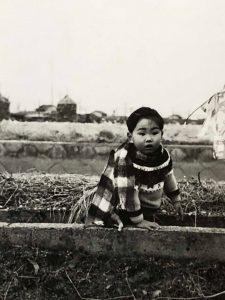 幼少期 写真